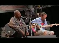 Rock Me Baby-BB King-Eric Clapton-Buddy Guy-Jim Vaughn.3gp