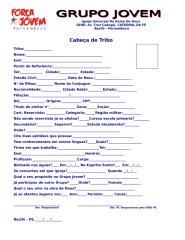 Ficha Cabeça de tribo.doc