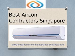 best aircon contractors singapore.pptx