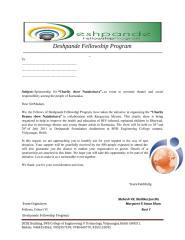 Fundraising Event Sponsorship Letter 2011.docx