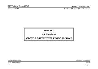 Module 9 (Human Factors) Sub Module 9.4 (Factors Affecting Performance)_Rev 1_Sep 2013.pdf