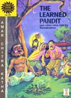 Amar Chitra Katha - Vol 249 - The Learned Pandit and other Stories pdf.pdf
