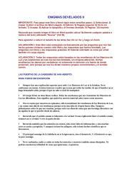 GRUPO ELRON ENIGMAS DEVELADOS 02.rtf