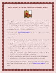 Are_You_In_Search_For_The_Ideal_Church_Furniture_Suppliers_In_Town.pdf