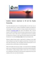 Customer Service_Oil and Gas.pdf