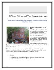 BJP leads  AAP blames EVMs  Congress shows grace.pdf