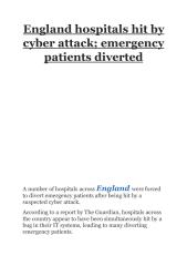 England hospitals hit by cyber attack; emergency patients diverted.pdf