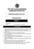 latihan soal un sd mi matematika paket 1.pdf