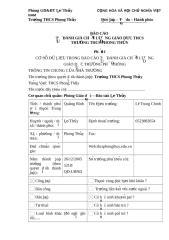 BAO CAO  DANH GIA CAC TIEU CHI THEOTT 12 THANG 12-2010-2011THCS PHONG THUY.doc