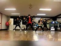 [K-POP COVER] B.A.P ( BAP ) -  Warrior  Dance By G.N.B Dance School Students of Korea.mp4