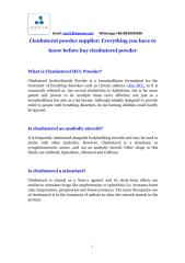 AASClenbuterol_powder_supplier_Everything_you_have_to_knowbefore_buy_clenbuterol_powder (1).pdf