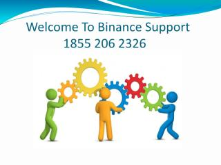 Binance Support Phone Number 1-855-206-2326 ppt.pdf