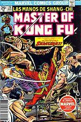 Master of Kung Fu v1 - #020 en color por regaora.cbr
