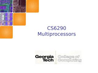 12_Multiprocessors.ppt