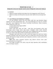 laporan praktikum 1 dan 2.docx